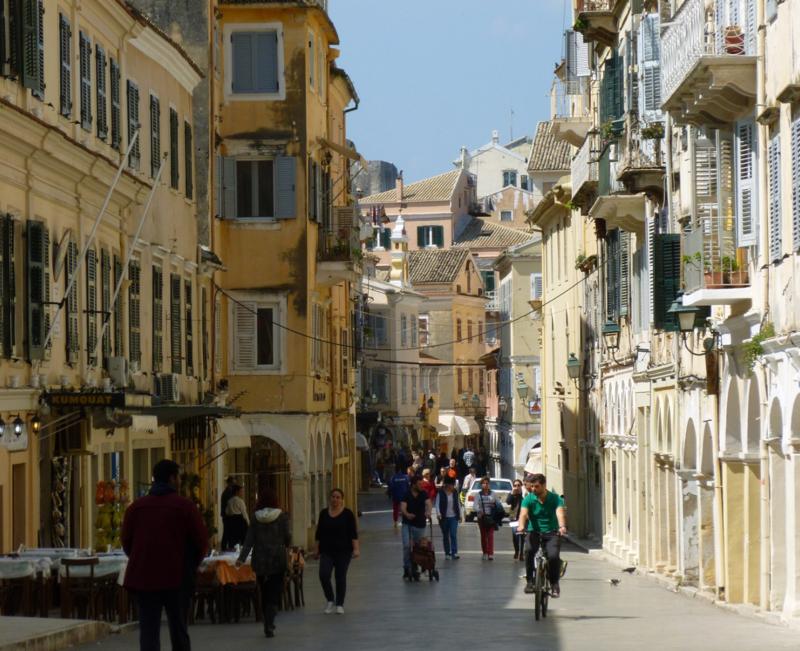 Trasa 1: Najpiękniejsze Miejsca Korfu